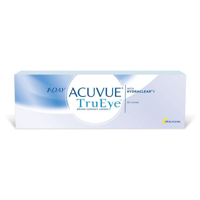 Купить контактные линзы акувью тру ай